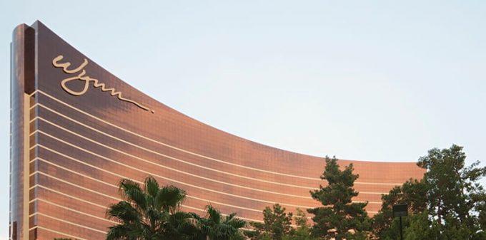 Wynn - Eines der Casinos mit den höchsten Einsätzen in Las Vegas